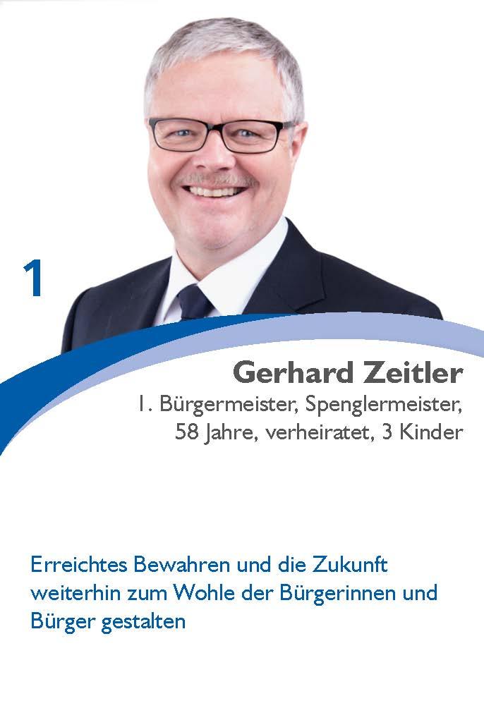 Gerhard Zeitler