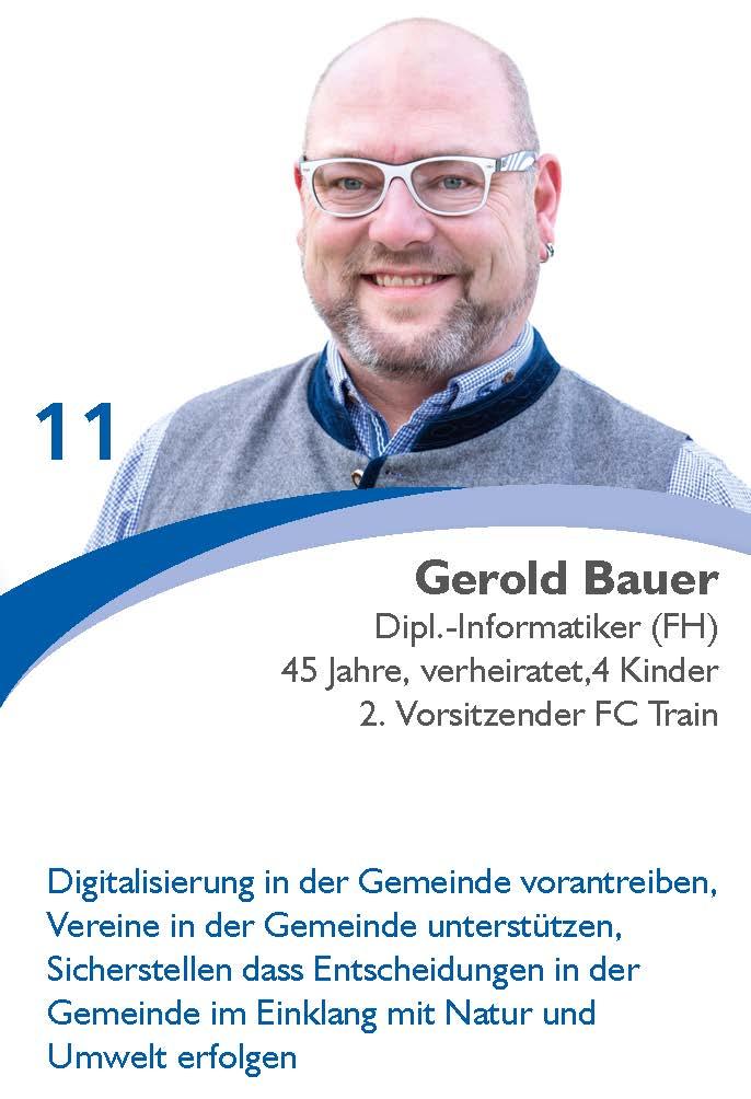 Gerold Bauer