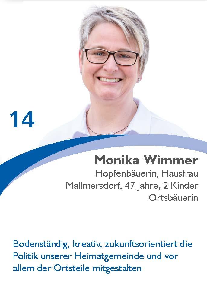 Monika Wimmer