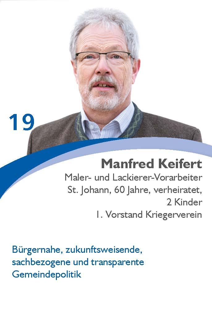 Manfred Keifert