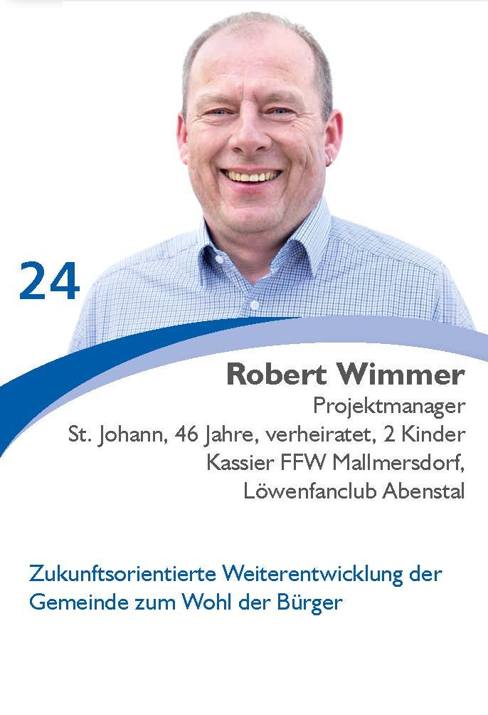 Robert Wimmer