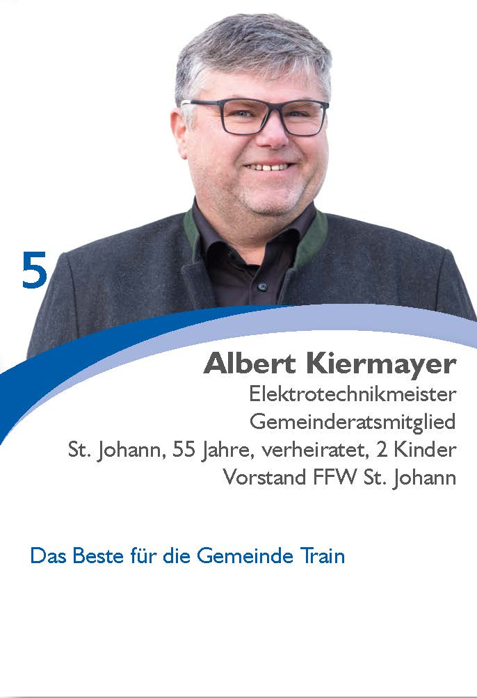 Albert Kiermayer