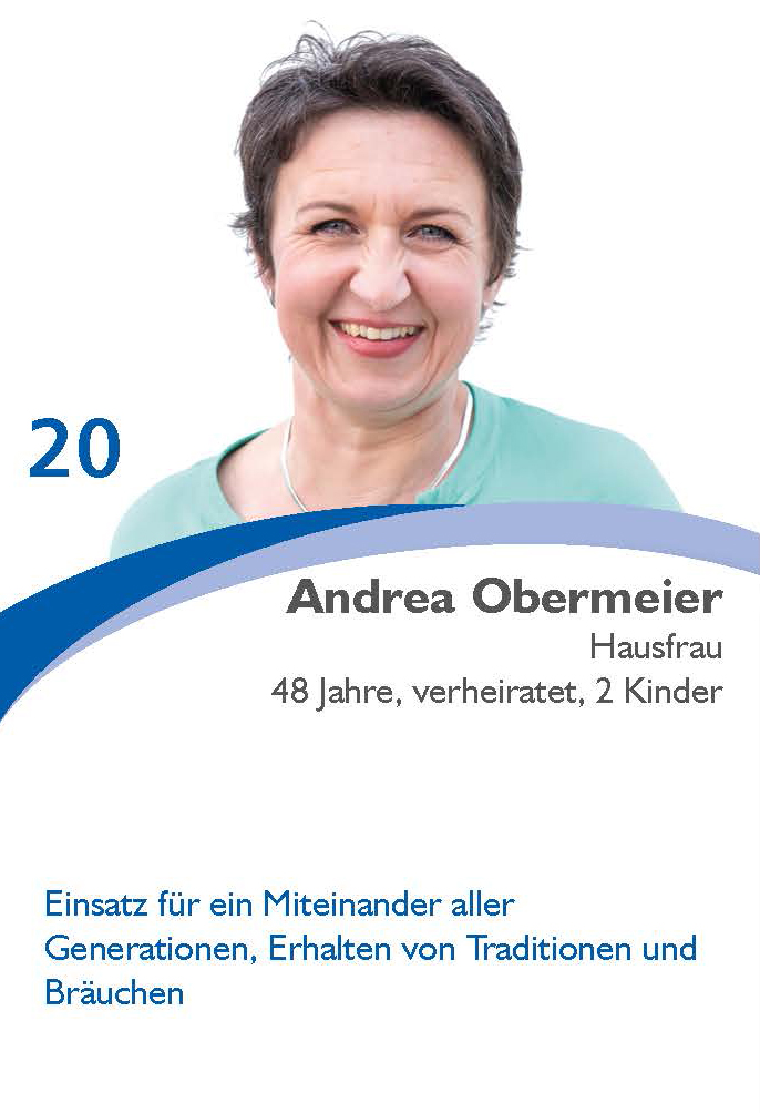 Andrea Obermeier