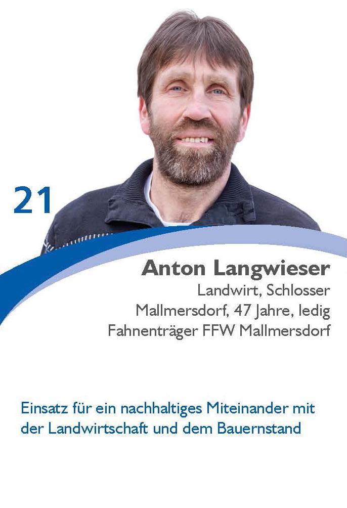 Anton Langwieser