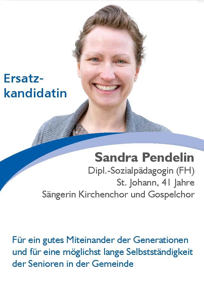 Sandra Pendelin