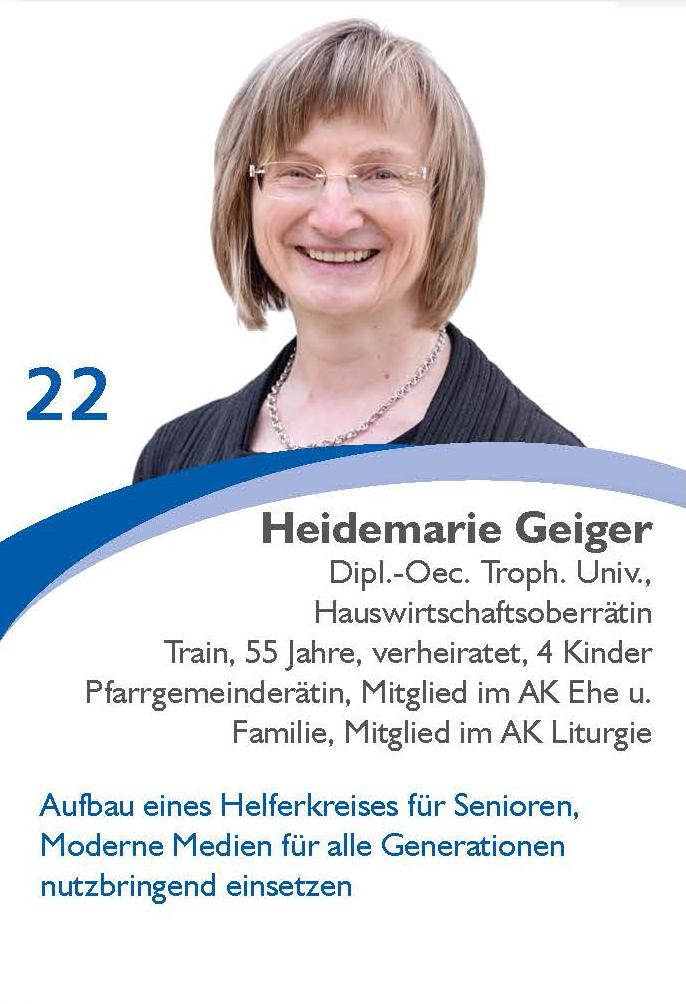 Heidi Geiger