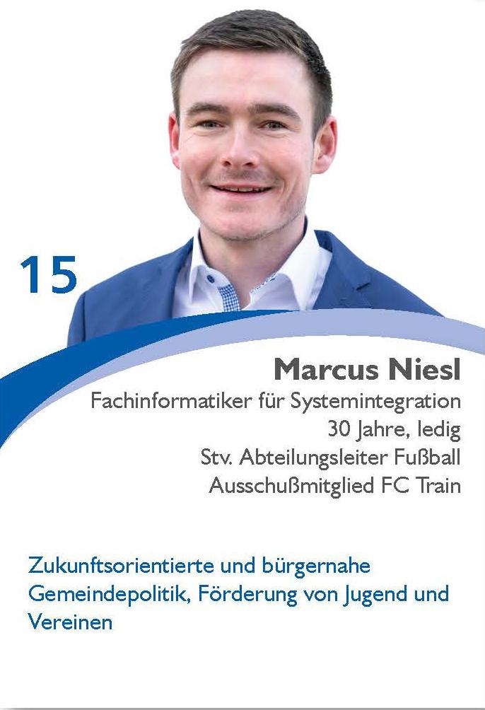 Marcus Niesl