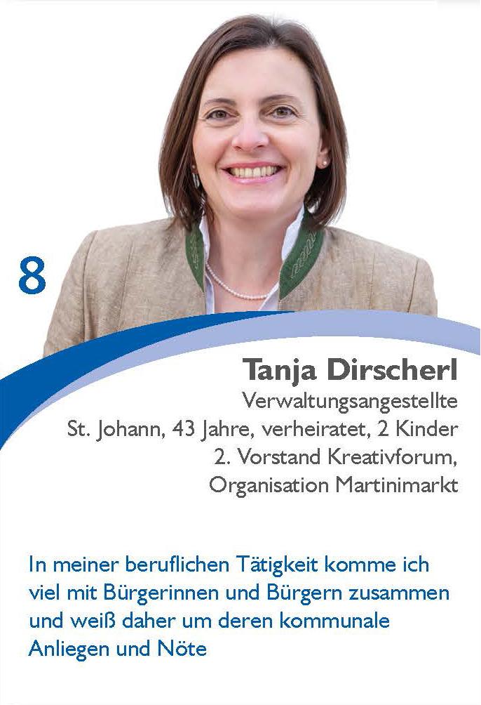 Tanja Dirscherl